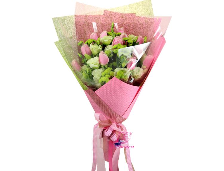 青春作伴—快送鲜花网 石家庄鲜花 同城订花网 鲜花预订 送朋友 速递鲜花