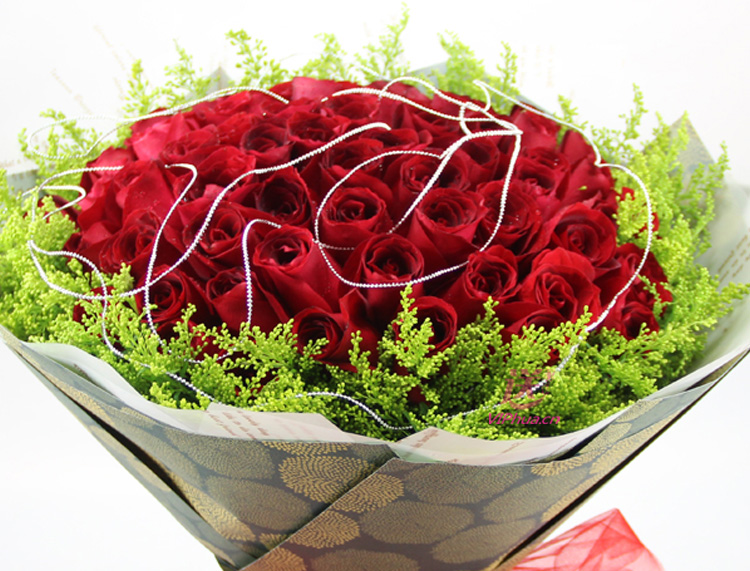 真爱不变—快送鲜花网|情人节送花|网上订鲜花|送花服务|情人节鲜花订购