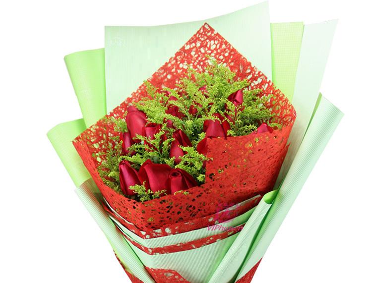 邂逅西雅图—快送鲜花网 石家庄订鲜花 网上鲜花店 情人节送花订花 邮政