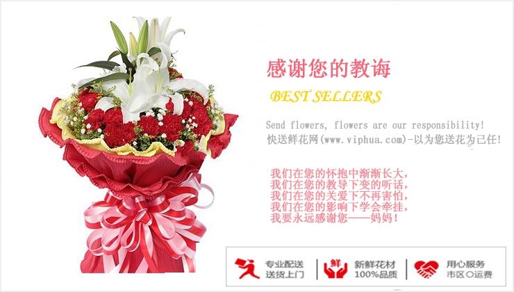 感谢您的教诲—快送鲜花网|母亲节订花|送鲜花|鲜花预定|网上订花哪个网站好
