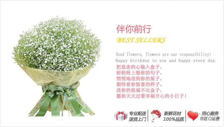 伴你前行——快送鲜花网|情人节鲜花速递|异地订花|同城快递鲜花|网上订鲜花|节日鲜花