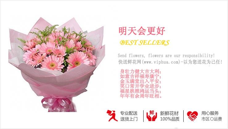 明天会更好—快送鲜花网 节日鲜花 节日送花 送花 生日鲜花预定 网上订购鲜花