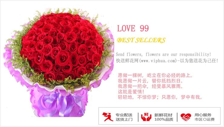 LOVE99—快送鲜花网|北京鲜花速递|异地订花|上海快递鲜花|网上订鲜花|七夕鲜花订购