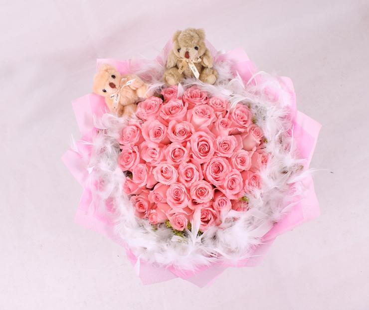 夏日蜜恋——快送鲜花网|圣诞节玫瑰花|鲜花订购|鲜花快捷|圣诞节送花